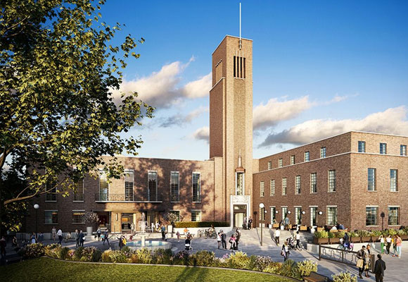 Hornsey Town Hall - FEC