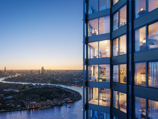FEC announces Consort Place, London:  A new mixed-use development which sets new standards in contemporary community living - FEC