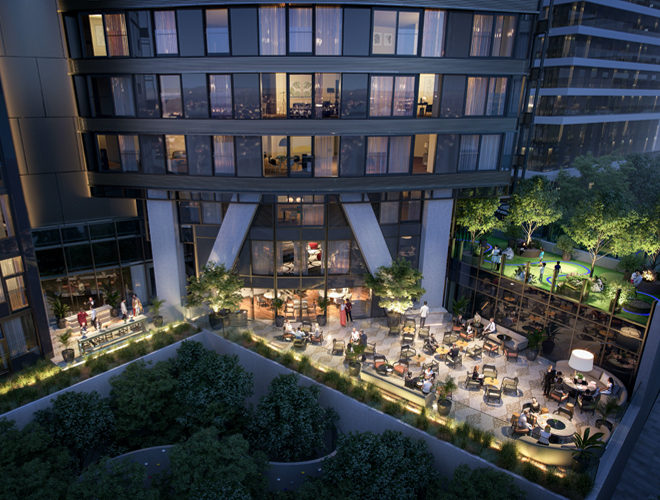 FEC launches 'Aspen' at Consort Place, Canary Wharf: A remarkable new development set to reach new standards in comfort and design