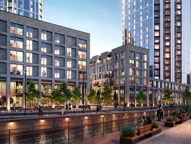 First Look Inside Manchester's Victoria Riverside Development - FEC