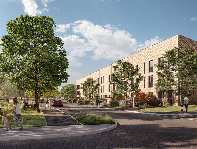 Collyhurst Village   Planning Approval - FEC